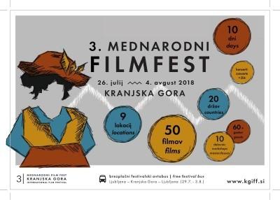 KGIFF – Mednarodni fillmfest Kranjska Gora