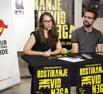 Tiskovna konferenca in otvoritev razstave Ele Xora