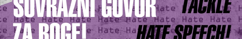 Workshop: Let's Tackle Hate Speech
