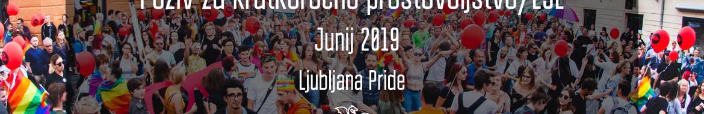 "Poziv za prostovoljke_ce na festivalu ""Parada ponosa 2019"""