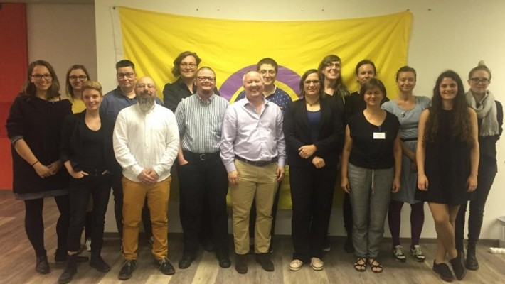 Podpora interspolnim osebam v Sloveniji