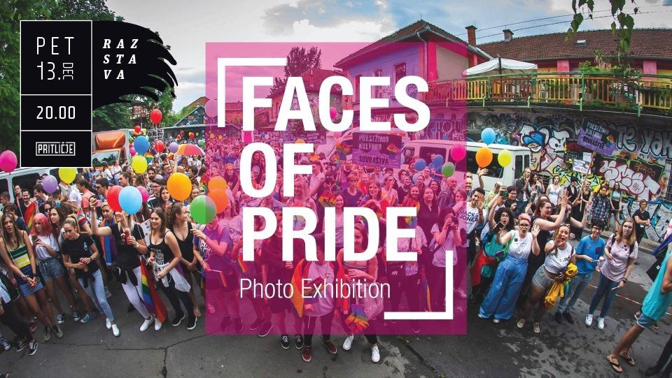 Fotografska razstava: Obrazi Parade ponosa
