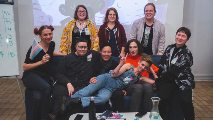 TransMisija VI – osrednje letno srečanje na področju transspolnosti