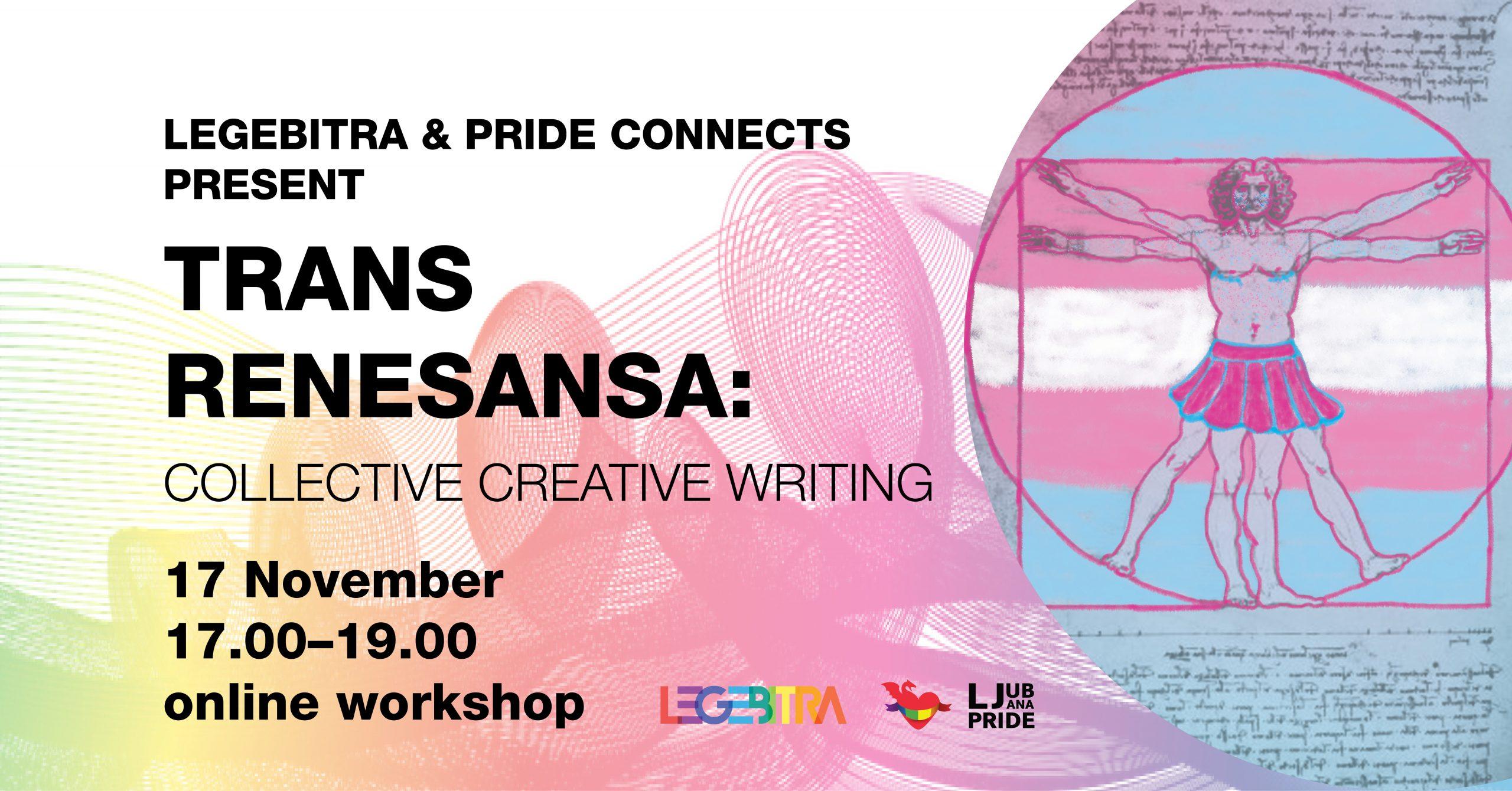 Pride Connects: Trans Renesansa